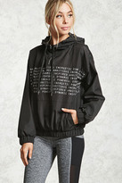 Forever 21 Active Graphic Anorak