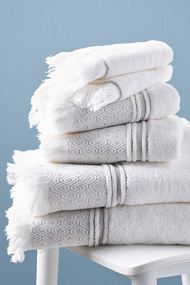 Anthropologie Russo Towels, Set of 6 By in Blue Size SET OF 6