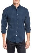 Gant Extra Trim Fit Tartan Plaid Twill Sport Shirt