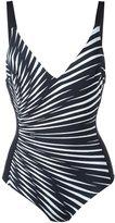 La Perla 'Op-Art' underwired swimsuit - women - Polyamide/Spandex/Elastane - 34D