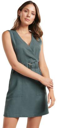 Forever New Katy Sleeveless Belted Dress