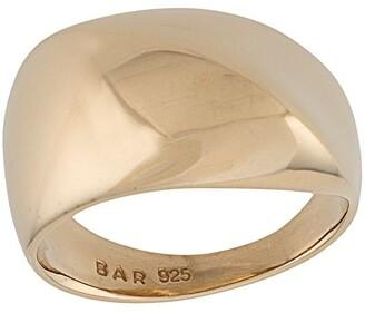 Bar Jewellery Calla chunky ring