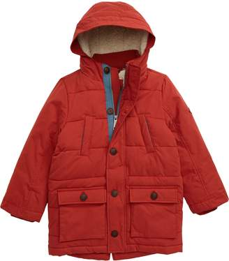 Joules Trail Waterproof Fleece Lined Jacket