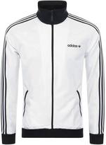 adidas Beckenbauer Track Top White