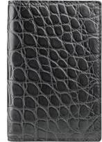 Gucci Crocodile passport case