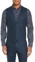 Ted Baker Men's Modern Slim Fit Waistcoat