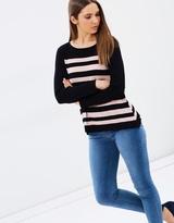 Sportscraft Lopez Stripe Knit