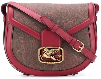 Etro Pegaso satchel bag