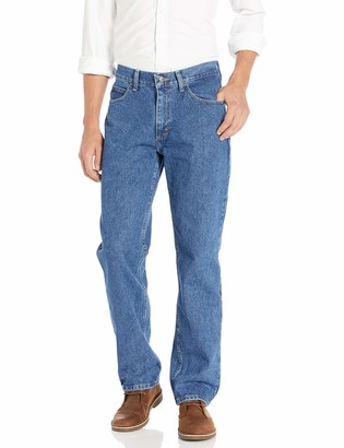 Lee Riders Indigo Men's Big and Tall Big & Tall Relaxed Fit Jean