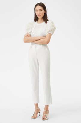 Rebecca Taylor Boucle Suiting Pant