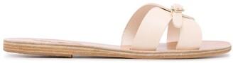 Ancient Greek Sandals Anna slides