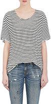 R 13 Women's Rosie Striped Cotton T-Shirt