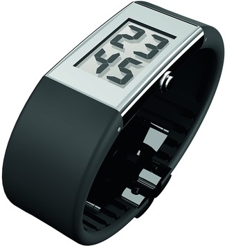 Rosendahl RS43124 Black Rubber Strap LCD Watch