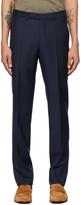 Thumbnail for your product : Ermenegildo Zegna Navy EZ Dress Trousers