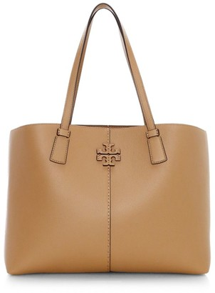 Tory Burch McGraw Leather Tote