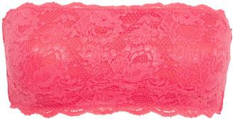Cosabella Stretch-leavers Lace Bandeau Bra