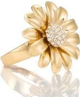 Kate Spade Dazzling Daisies Statement Ring Gold 7