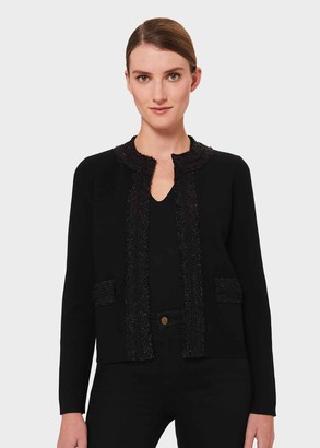 Hobbs Frankie Knitted Jacket