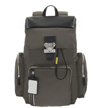 FPM Nylon Bank On The Road-butterfly Pc Backpack L