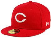 New Era Cincinnati Reds C-Dub Patch 59FIFTY Cap