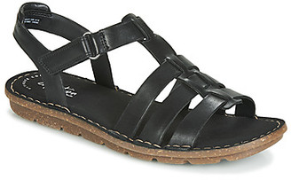 Clarks BLAKE JEWEL women's Sandals in Black