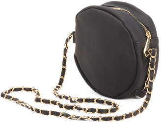 Laced Chain Crossbody