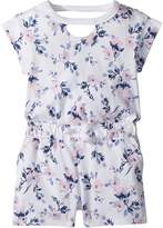 Splendid Littles Floral Print Romper Girl's Jumpsuit & Rompers One Piece