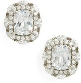 Nina Women's Estate Jewelry Cubic Zirconia Stud Earrings