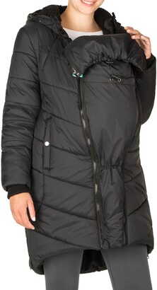 Modern Eternity 3-in-1 Maternity Puffer Jacket