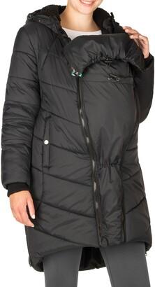 Modern Eternity 3-in-1 Maternity Puffer Jacket