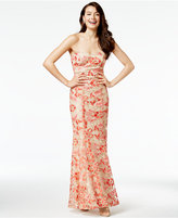 Speechless Juniors' Embroidered Mermaid Gown, A Macy's Exclusive Style