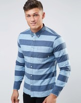 Element Striped Shirt With Pocket