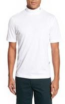 AG Jeans Men's Green Label 'Patrick' Trim Fit Short Sleeve Turtleneck Shirt