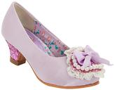 China Doll Purple Catuona Dress Shoe