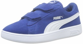 Puma Unisex Kids Smash v2 SD V PS Trainers
