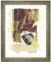 "STUDY ""Leaf II"" Framed Wall Art"
