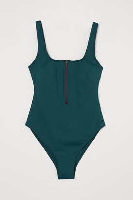 H&M Padded-cup Swimsuit