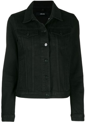 J Brand Slim Fit Denim Jacket