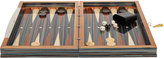 Barneys New York Lacquered Wood Backgammon Set