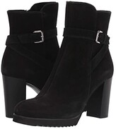 La Canadienne Meadow (Black Suede/Leather) Women's Boots