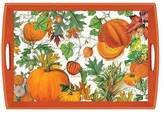 Michel Design Works Pumpkin Melody Tray