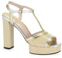 Gucci Millie Platform Sandals
