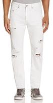 Diesel Buster Slim Fit Jeans in White