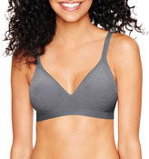 Hanes Invisible Look Front-Close Foam Underwire Bra - HU06