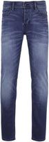 Boss Orange Dreamy Light Blue Sand Washed Denim Jeans