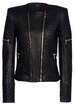 Balmain Leather outerwear