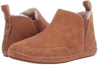 OluKai Olani (Tan Natural) Women's Shoes