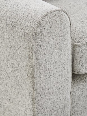 Lewis Fabric 2 Seater Scatter Back Sofa