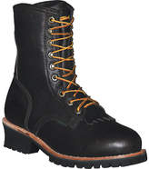 "Pro-Line Men's Pro Line Logger Boot 10"" - Brown Full Grain Leather Boots"
