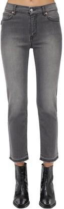 Zadig & Voltaire Cotton Denim Straight Jeans